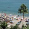 Enjoy the beach at Nerja