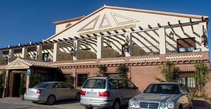 Hotel Sierra Hidalga, Ronda ***