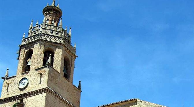 La iglesia de Santa María la Mayor