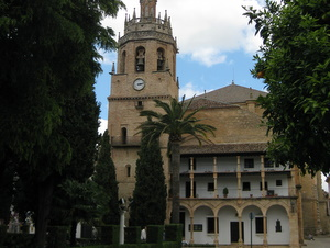 Ronda - Santa María la Mayor - Church