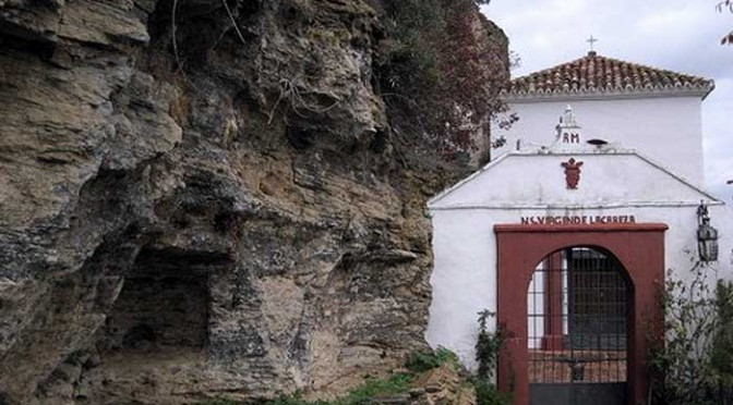 Rupestrian Church Virgen de la Cabeza
