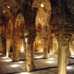 Arab baths in Ronda