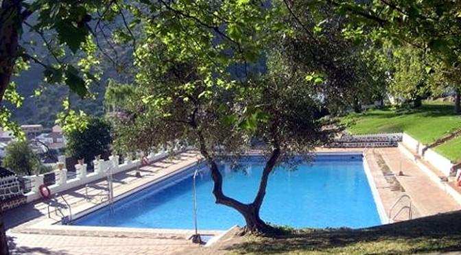 Hotel Los Almendros, Cortes de la Frontera ***