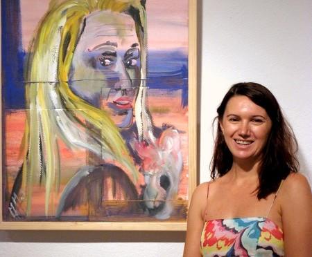 Mariana Mara Art Exhibition