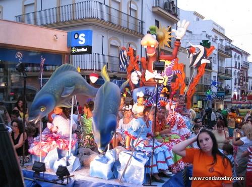Pedro Romero Feria Parade 2009