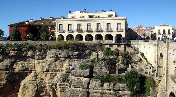 Find and book the best Ronda hotel deals and support Ronda today!
