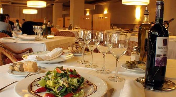 Restaurants in Ronda