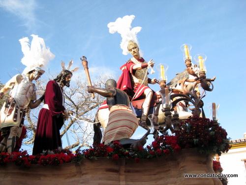 semana santa 2010. Semana Santa in Ronda