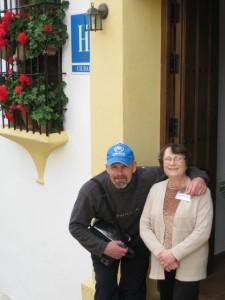 Bjorn Heidenstrom at Hotel Ronda