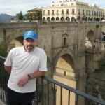 Bjorn Heidenstrom in Ronda