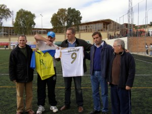 Bjorn Collecting Ronda Football Shirts