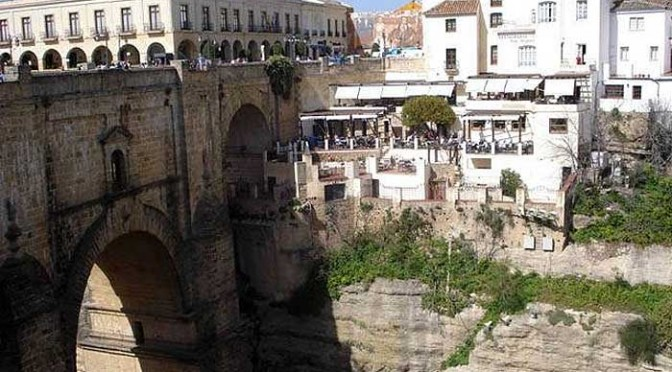 Hotel Don Miguel, Ronda, Andalucia