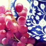 pink-grapes