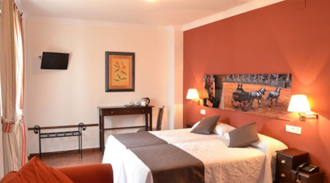 Hotel San Francisco, Ronda **