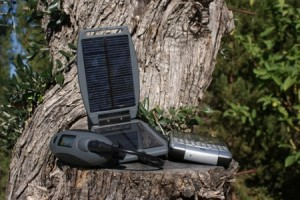 Solar and Battery Power Packs