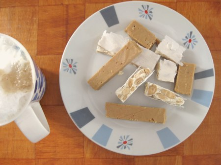 Turron from Spain