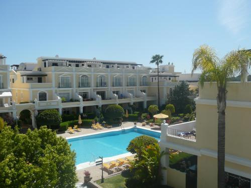 Aloha Gardens Hotel Marbella Ronda The City Of