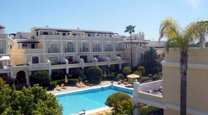 Aloha Gardens Hotel, Marbella ****