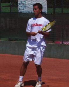 Rondeño David del Rio selected for Spanish tennis team