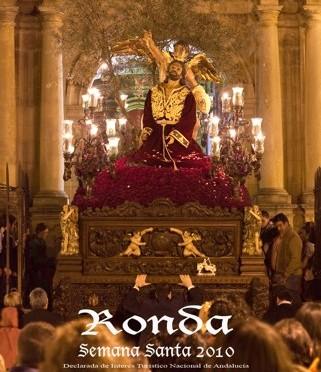 Poster for Ronda's Semana Santa 2010