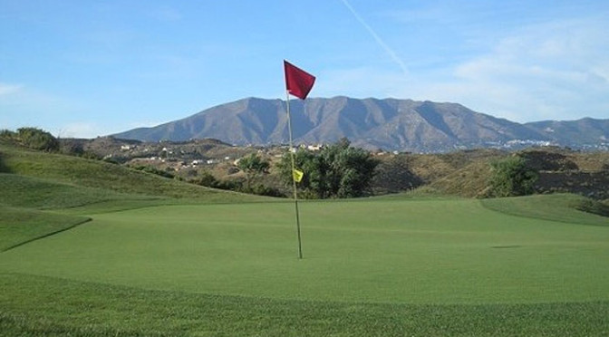 Calanova Golf Club, Mijas Costa