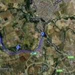 Map of Ronda Walk