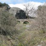 walk to roman aqueduct - Ronda