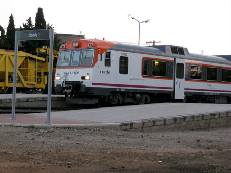 Railway from Ronda to Algeciras Reopens Today