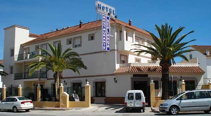 Hotel Restaurant Berlanga, Ronda *