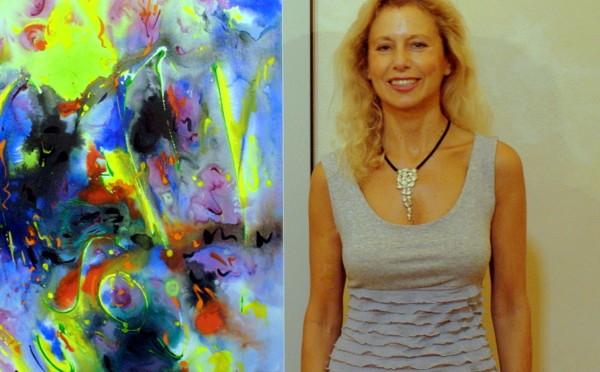 Ronda Artist Luisa Fontalba