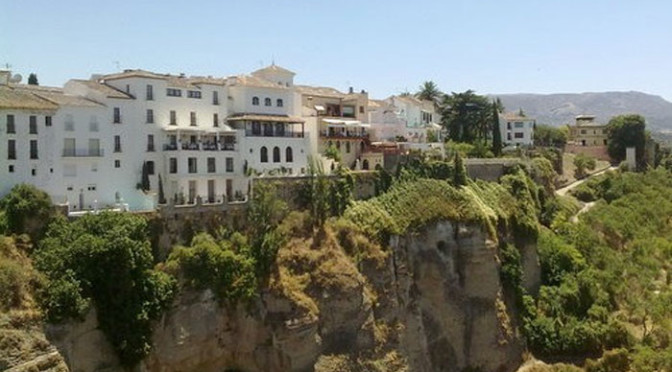 Hotels in Ronda's Old Town