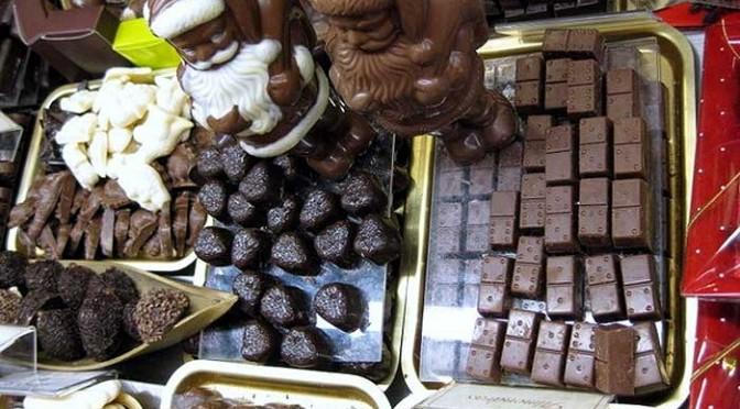 Chocolate fanchise in Ronda
