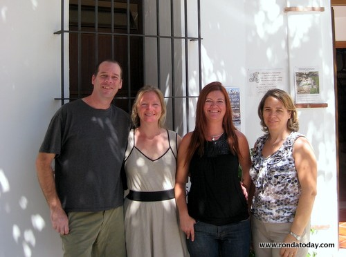 A Visit to the Grazalema Tourist Information Centre