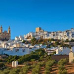 Self catering holiday house in Olvera, Andalusia, Spain