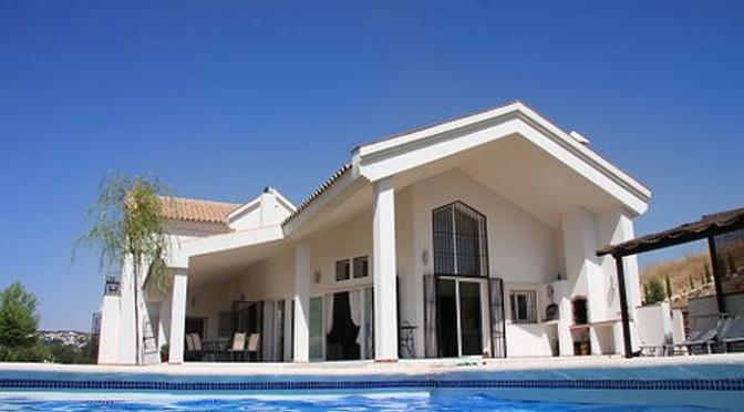 Luxury Villa Rental in Ronda – Casa Soñana