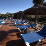 Hotel el Horcajo close to Ronda and the Sierra de Grazalema
