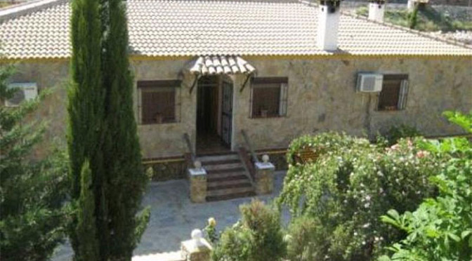 El Galgo Country Inn and Apartments, Benaojan **