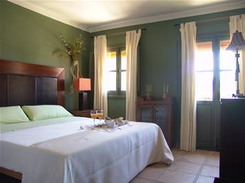 Hotel Hacienda la Herriza, Gaucin