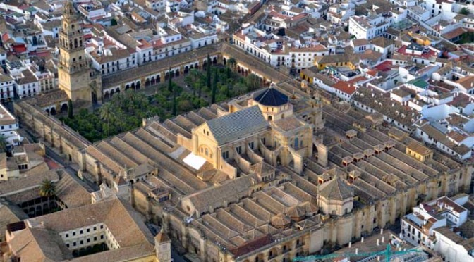 Cordoba, the Mezquita, and Old Town
