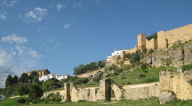 Ronda's Arab Walls and City Gates