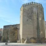 Roman Tower in Cordoba
