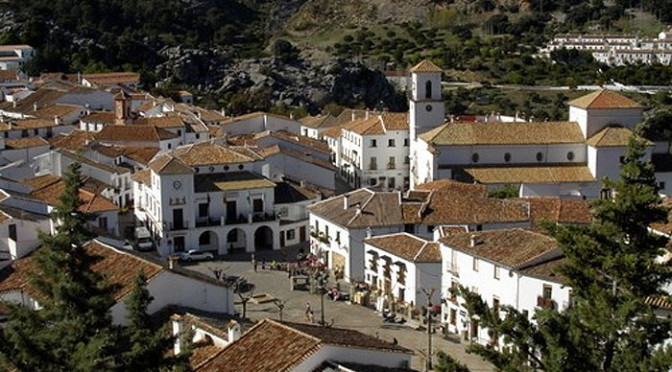 History of Grazalema Village in the Sierra de Cadiz
