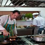 Al-lago chef Stefan Crites