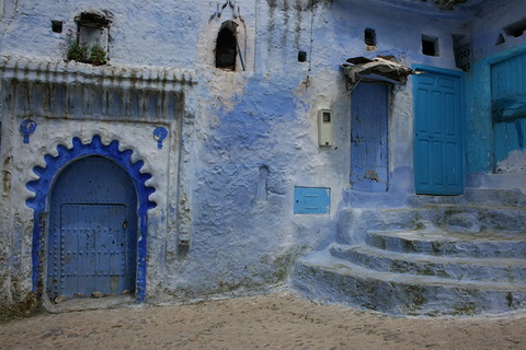 Chefchaouen – Ronda's twin city in North Morrocco