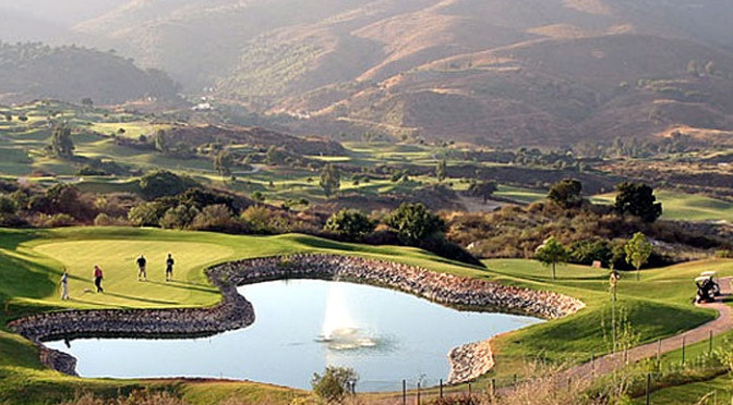 Campo Europa, La Cala Golf Resort, Mijas *****