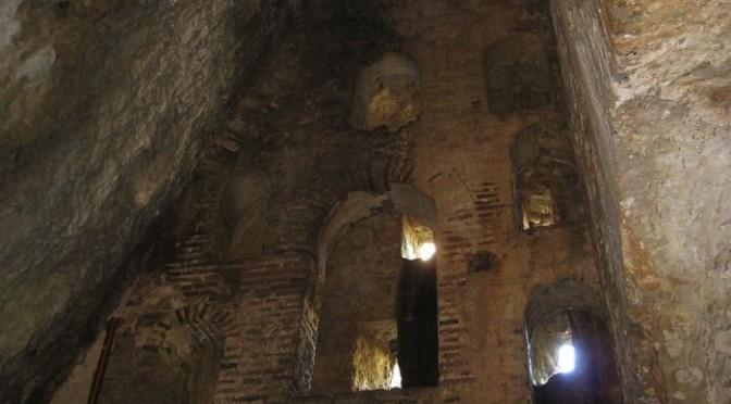 Ronda's Water Mine under the Casa del Rey Moro