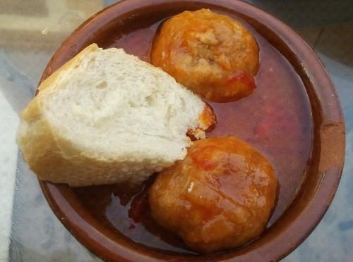 Recipe for Albondigas Spanish Meatballs