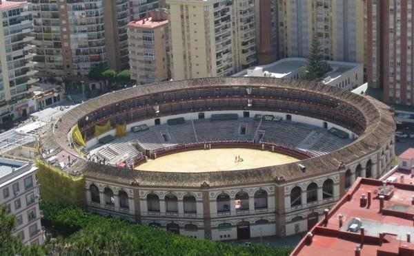 La Malagueta Bullring Malaga
