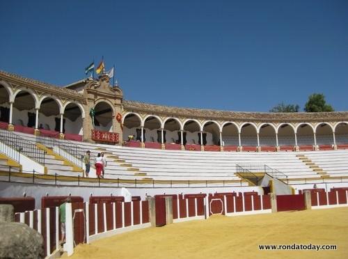 Plaza de Toros, Antequera