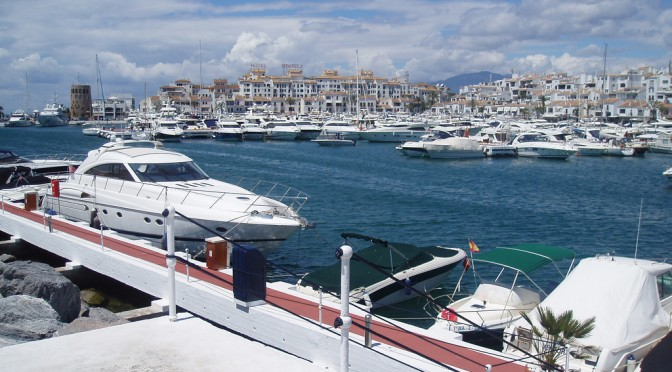 Exploring Puerto Banus, Playground of the Rich and Famous